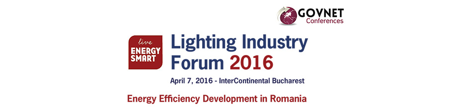Lighting Industry Forum 2016