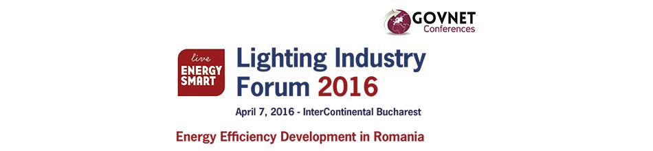 Lighting Industry Forum 2016