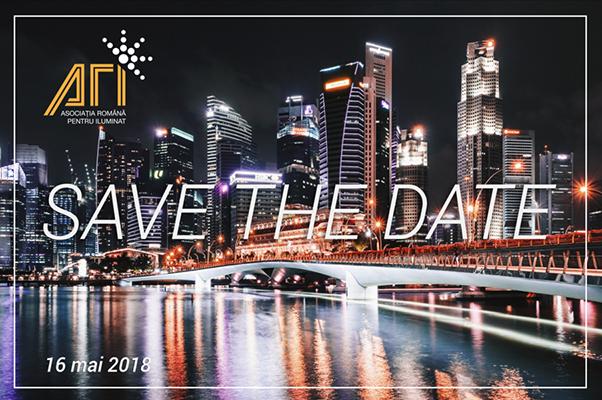SAVE THE DATE Cocktail organizat de ARI, cu ocazia Zilei Internationale a Luminii 16 Mai